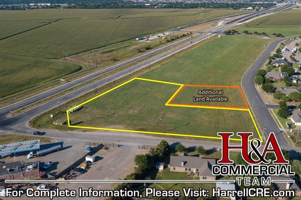 2.7 Acres Development Land on Highway 84