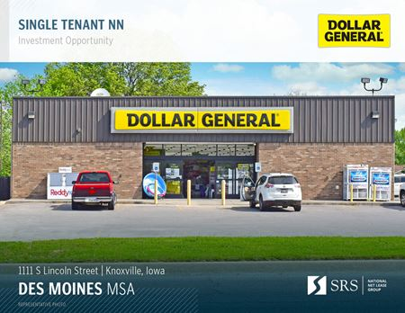 Knoxville IA - Dollar General - Knoxville