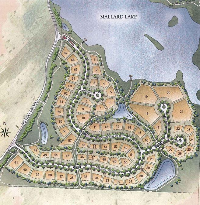 Mallard Lake Residential Development