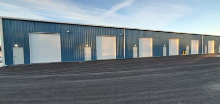 Brand New Industrial Space - Hampstead