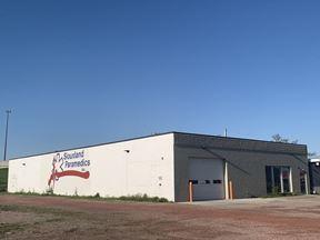 Class A Flex Building
