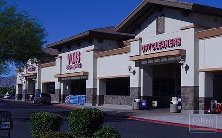 CENTENNIAL CROSSROADS PLAZA - Las Vegas