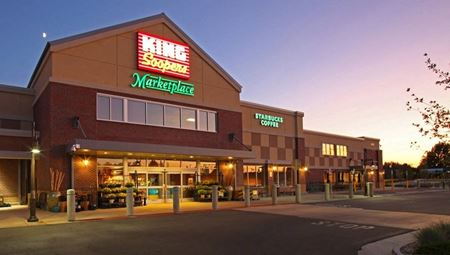 King Sooper's Anchored Retail Pad - New Castle