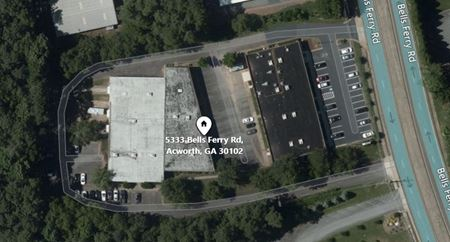 For Lease Flex Space w/ Commercial Kitchen & C-Store Hwy 92 & Bells Ferry Rd - Acworth