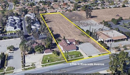 1766 N Riverside Ave: Office/Development Opportunity - Rialto