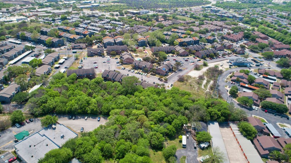3.25± AC Multifamily Development Parcel Within South Texas Medical Center