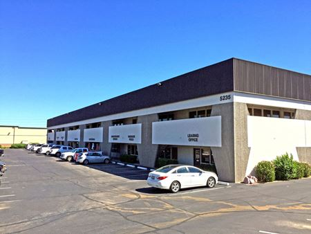 Baseline Industrial Center #55 - Tempe