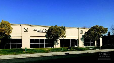 Palm Bluffs Office/Warehouse - Fresno
