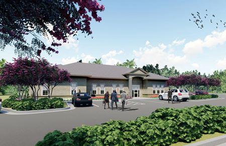 West Wheeler Build-to-Suit Office - Augusta