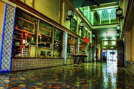 Snell Arcade Bistro - Saint Petersburg