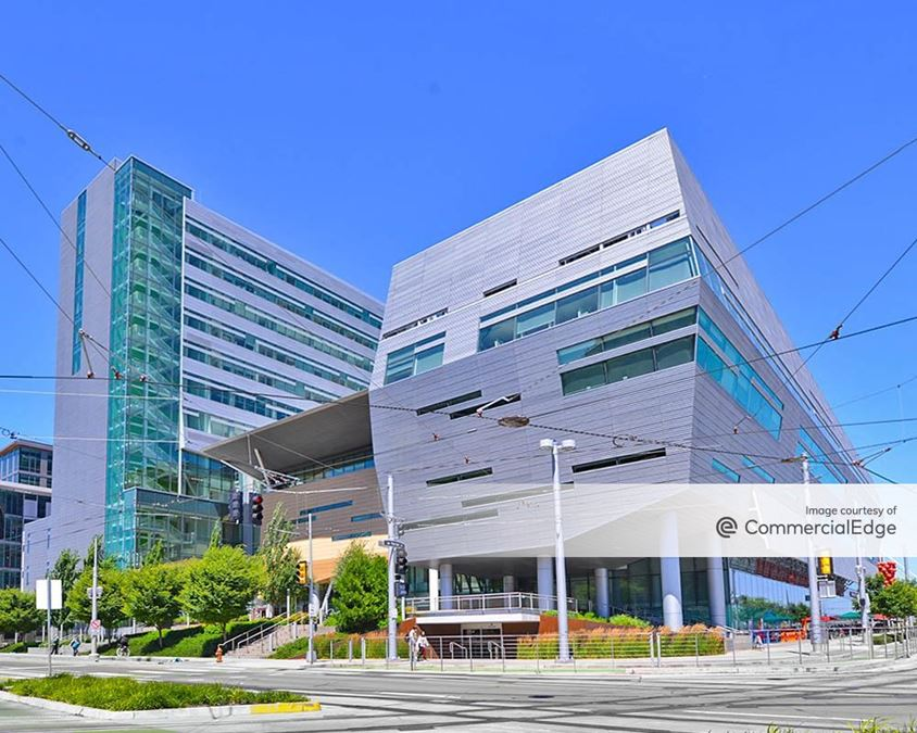 South Waterfront Campus - Collaborative Life Sciences Building & Skourtes Tower