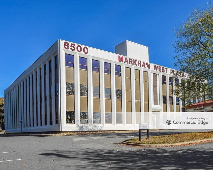 Markham West Plaza