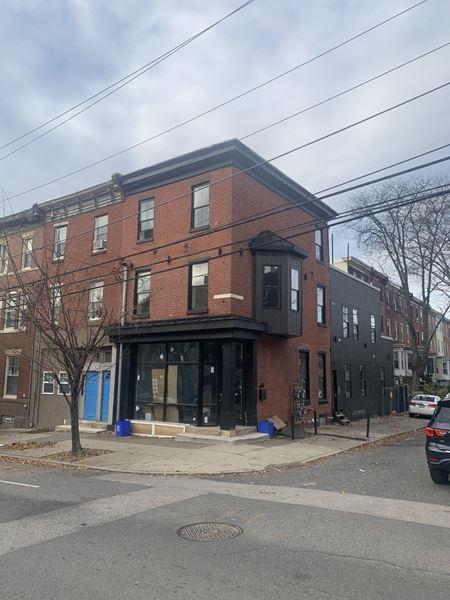 Corner Retail Space for Lease in Fairmount - Philadelphia