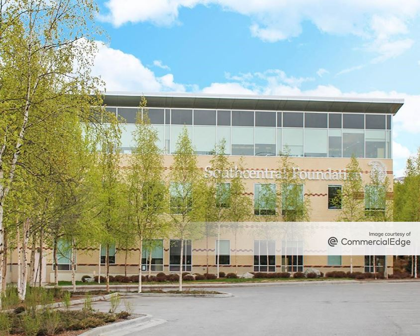 Alaska Native Health Campus - Anchorage Native Primary Care Center