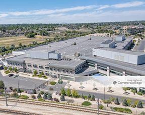 Intermountain Kem C. Gardner Supply Chain Center