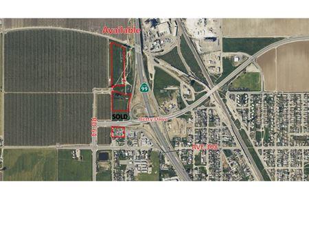 Retail Land: CA-99/Betty Dr ±9.57 Acres - Goshen
