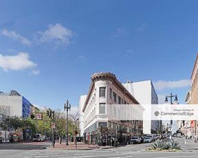 1072-1098 Market Street & 20 Jones Street