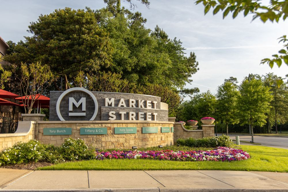 Market Street The Woodlands Office Sublease