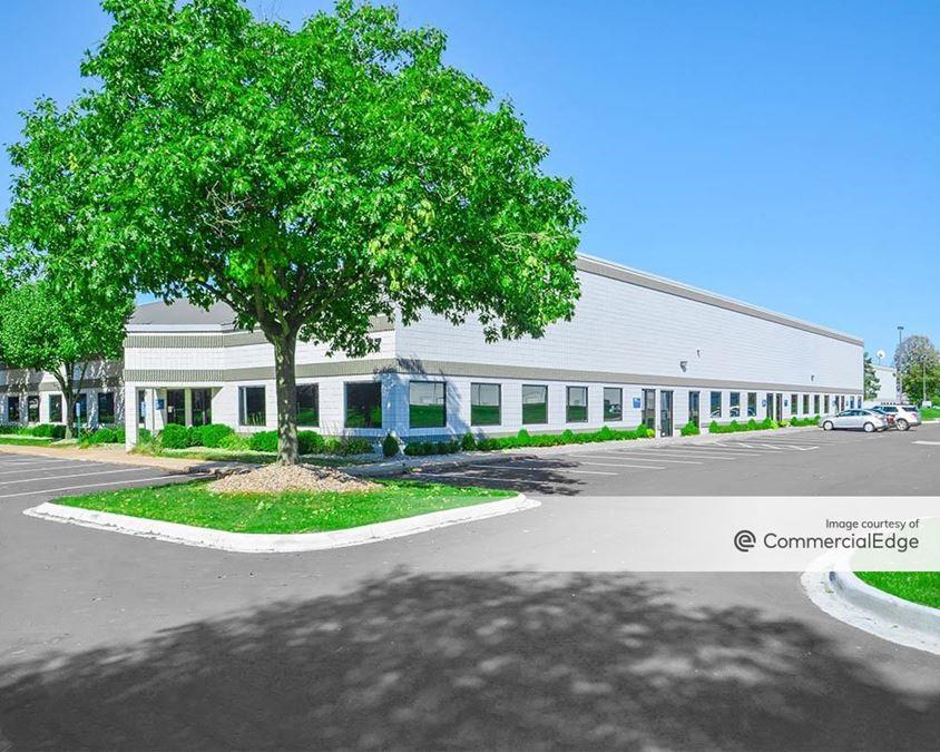 Detroit Metro Airport Center - 11677 Wayne Road & 11700 Metro Airport Center Drive