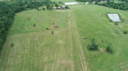 Price Reduction 33.31 Acres of Land with Industrial Building on Hwy 90 - Crosby