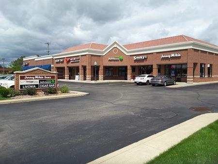 Northbrook Plaza - Livonia