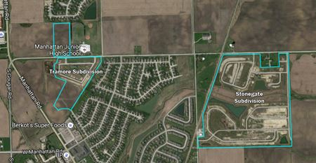 Single Family and Townhome Development Opportunity in Manhattan, IL - Manhattan