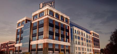 First Internet Bank Headquarters - Office - Fishers