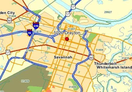1020 Drayton - Savannah
