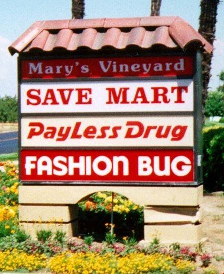 Mary's Vineyard - Visalia