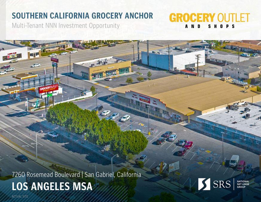 San Gabriel, CA - Grocery Outlet & Shops