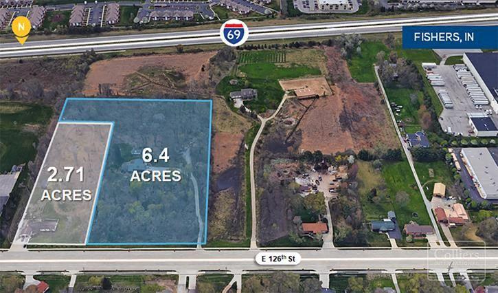 Multi-family/Office Development opportunity along I-69
