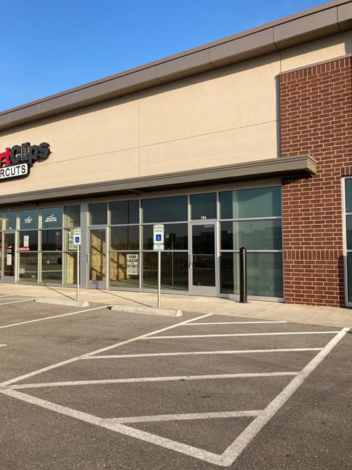 Brand New Retail Space for Lease