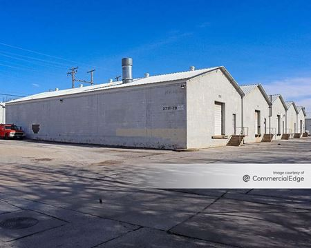 Beach-Conner Industrial Park - 2701-2754 Ludelle Street - Fort Worth