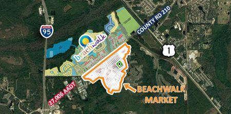 Beachwalk Market - St Johns