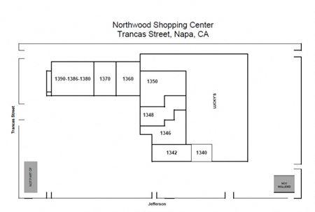 Northwood Shopping Center - Napa