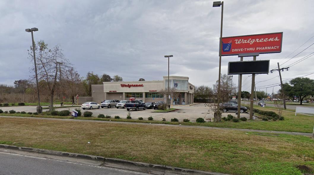 Former Walgreens - Harvey, LA