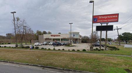 Former Walgreens - Harvey, LA - Harvey