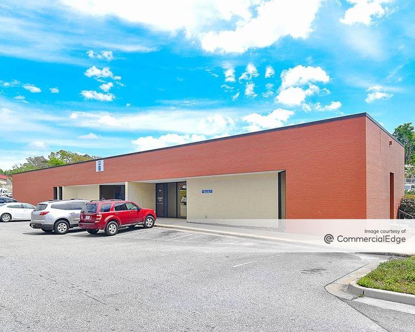 St. Francis Medical Office Park - Buildings B, F & G