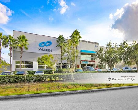 Crownpointe Commerce Park - Xymogen Headquartes - Orlando