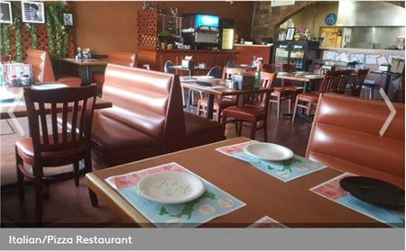 Italian/Pizza Restaurant - Jacksonville