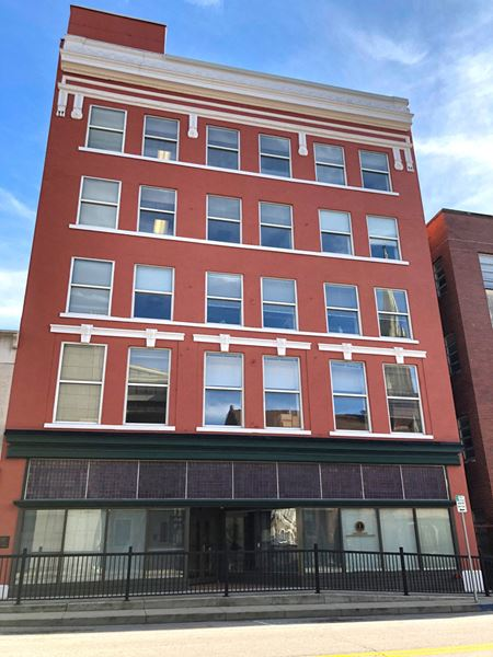 Downtown Office Building - Frankfort