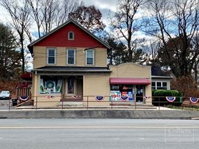 2,800 SF Freestanding Retail Building Or Development Deal on 1.52 Acres On Hebron Avenue