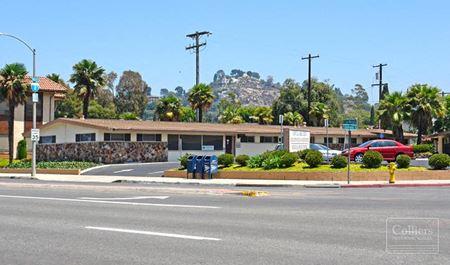 For Lease | La Mesa Medical Office | 8875 La Mesa Blvd - La Mesa