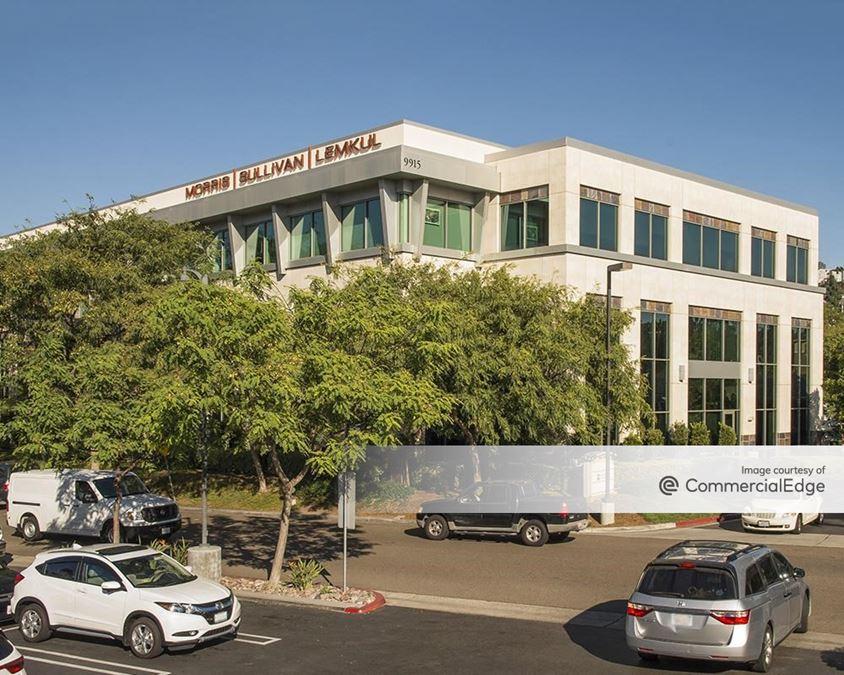 Monarch Corporate Center - 9915 Mira Mesa Blvd