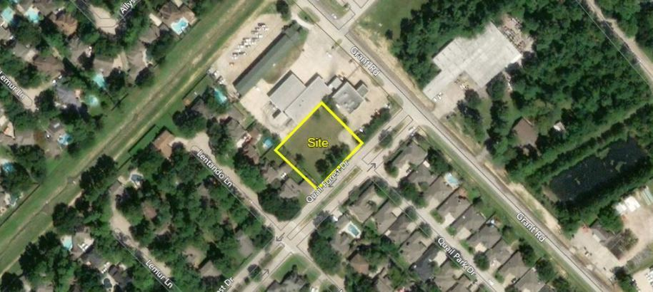 26,425 SF of Land in Cypress