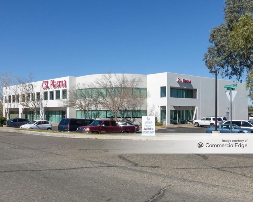 Butterfield Business Center - 4755-4775 South Butterfield Drive