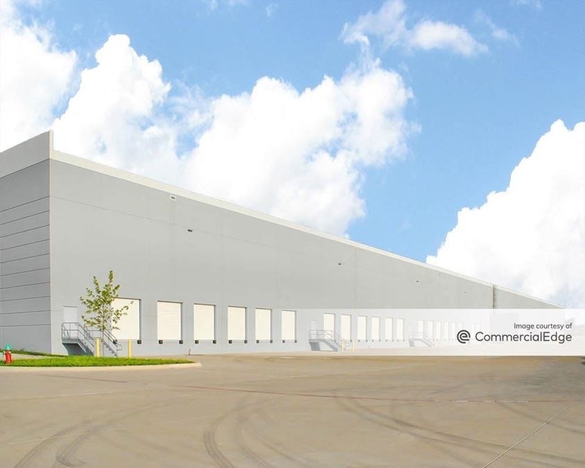 Mercantile Distribution Center 38