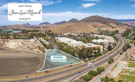 San Luis Ranch Office - San Luis Obispo