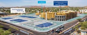 Retail Space for Lease within Iconic Scottsdale Redevelopment - Scottsdale