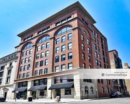 The Ruggery Building - Columbus